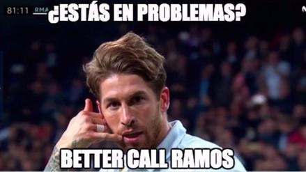 Los memes del triunfo del Real Madrid ante el Betis por la Liga Santander