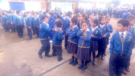 Unos 800 alumnos se quedaron sin poder acceder a la educación pública