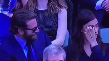 Crecen rumores sobre separación entre Bradley Cooper e Irina Shayk