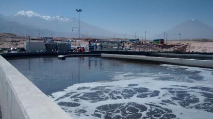 Lluvias afectan producción de agua potable en dos plantas de tratamiento