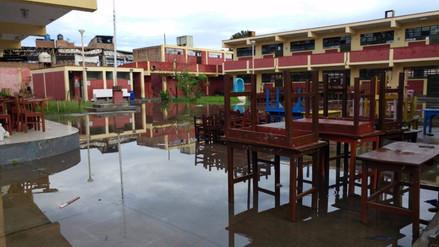 Suspenden inicio de año escolar en la región Lambayeque por lluvias