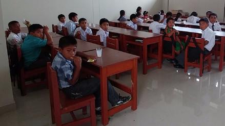 Qali Warma beneficiará con desayunos a 112 mil escolares de la región