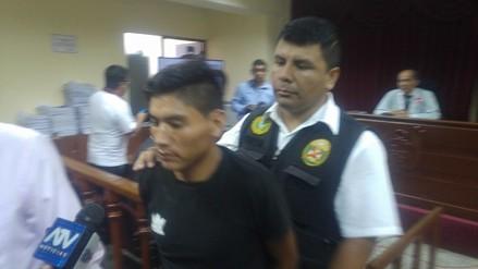 Chimbote: nueve meses de prisión para acusado de feminicidio