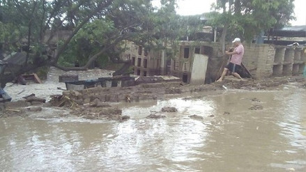 La Libertad: huaicos y desbordes de ríos afectan Ascope y Otuzco