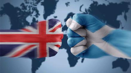 Escocia quiere un referéndum de independencia en 2018