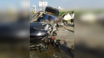 Virú: otro trágico accidente en Panamericana Norte