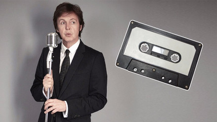 Video | Paul McCartney lanzará un cassette con demos inéditos