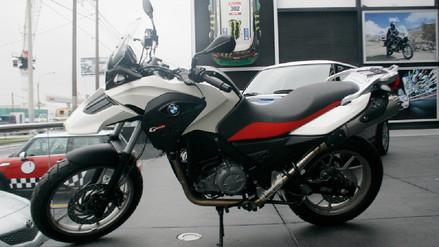 Indecopi: Por posible falla en software del motor revisarán motos BMW