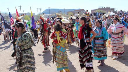 La tribu que podría quedar dividida si se construye el muro de Donald Trump