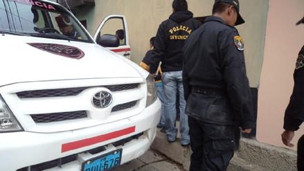 Cajamarca: mototaxista asesinó a su pareja y luego se disparó en la cabeza