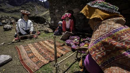 Fotos | Herencia y cultura viva en los textiles andinos