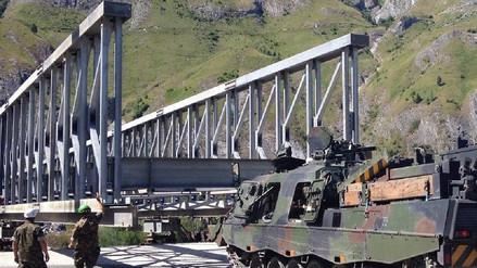 ¿Qué es el puente Bailey y cómo ayuda ante un desastre natural?