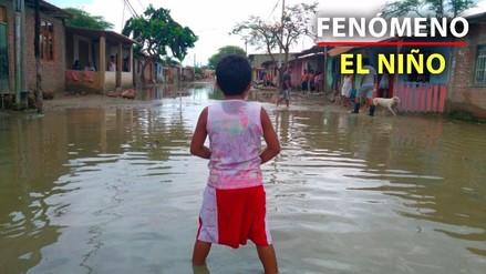 Fenónemo El Niño azota al Perú con lluvias, huaicos e inundaciones