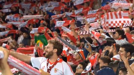 El video con el que Sevilla se motiva para la Champions League