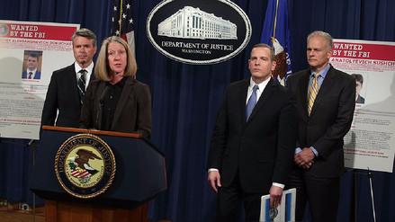 """Estados Unidos acusó a dos espías rusos y dos """"hackers"""" de robar datos a Yahoo"""