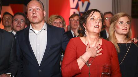 Sondeos: Los liberales le ganan a la ultraderecha en Holanda