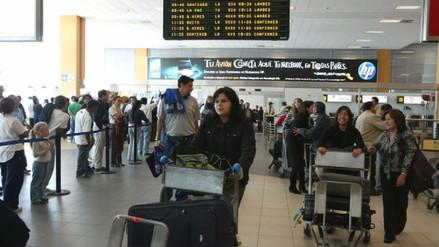 Migraciones: 220 mil peruanos viajaron a Europa sin visa Schengen