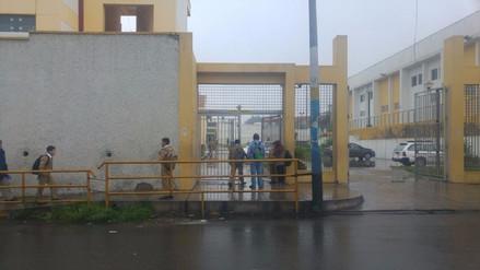 Suspenden labores escolares en la mayoría de colegios de Arequipa