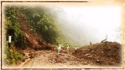 Interactivo | Zonas más afectadas por los huaicos y lluvias