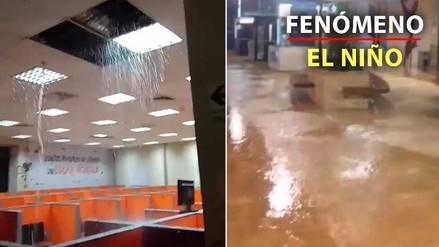 Videos | Así fue la lluvia más fuerte en Trujillo en los últimos 50 años