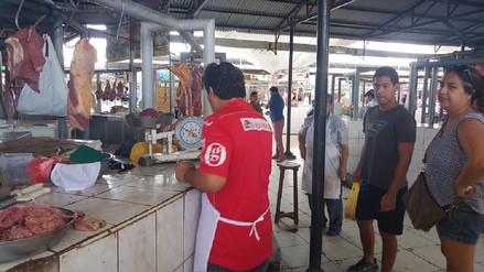 Chiclayo: empiezan a escasear alimentos por lluvias