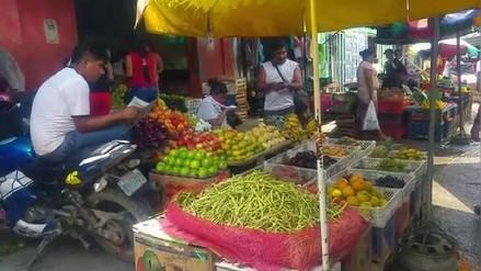 Se incrementa el precio de alimentos tras lluvias en Piura