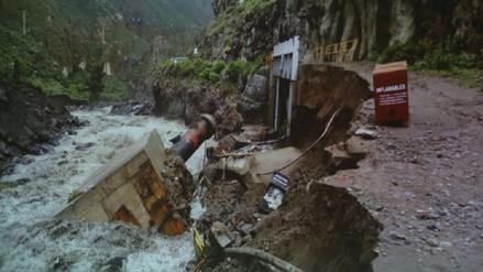 Nueva emergencia por lluvias deja sin agua al 30% de la población en Arequipa