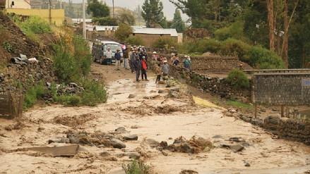 Arequipa: COER en sesión permanente ante emergencias por lluvias