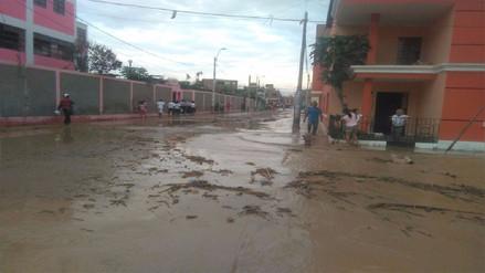 Cañete sin agua potable por desborde del río Pócoto