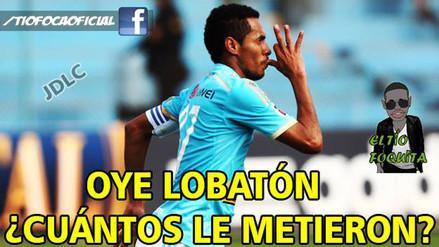 Cristal fue goleado en la Libertadores y los memes no tuvieron piedad