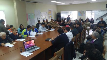 El servicio de agua potable en Arequipa continuará restringido