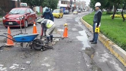 Paralizan trabajos de instalación de sistema de gas en Arequipa