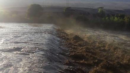 Represa de Ayacucho colapso generando alarma en pobladores de ... - RPP Noticias