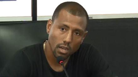 Luis Ramírez tras suspensión: