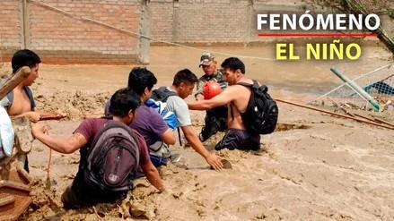 Gráfica | Las cifras que van dejando las lluvias en Perú