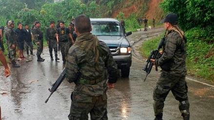 Tres policías muertos dejó emboscada de presuntos terroristas en el Vraem
