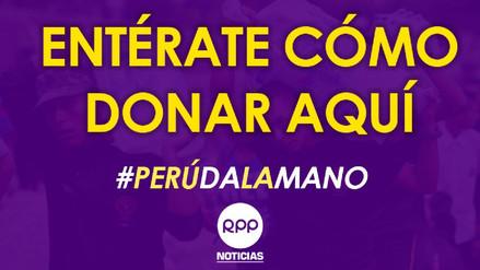 RPP inicia campaña de ayuda a los daminificados por el Fenómeno El Niño