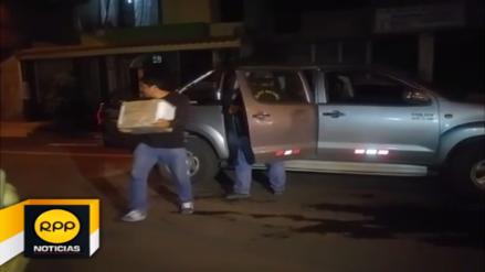 Incautan droga valorizada en 10 millones de dólares en Arequipa