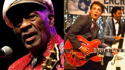 Video | El día que Chuck Berry volvió en el tiempo