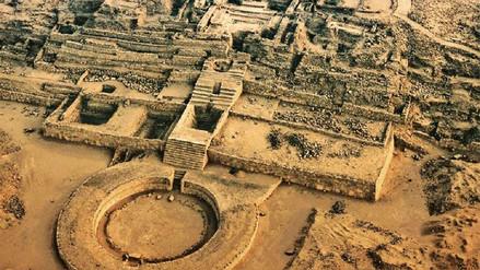 Caral, la ciudad más antigua de América, corre peligro por desborde