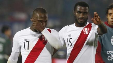 Luis Advíncula se perderá los partidos de Perú ante Venezuela y Uruguay
