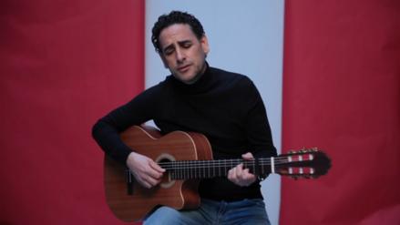 Video   Juan Diego Flórez cantó para pedir donativos por huaicos