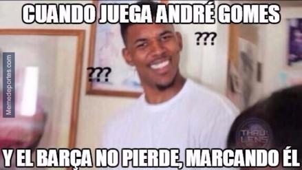 Explotaron los memes de la victoria del Barcelona ante Valencia