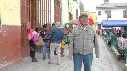 Huancayo: personas con discapacidad denuncian discriminación