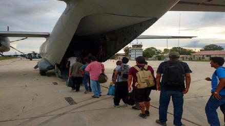 Más de 1,500 personas beneficiadas con vuelos de la FAP por emergencias