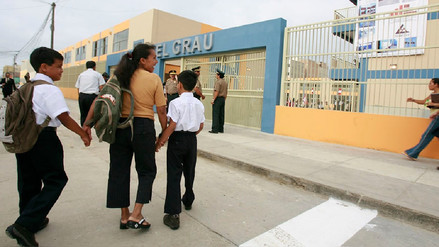 Antes de desastres naturales, solo el 16% de los colegios se encontraba en buen estado