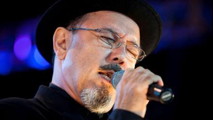 Rubén Blades se solidarizó con víctimas de huaicos en Perú