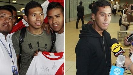 Edison Flores y Renato Tapia completaron la legión de extranjeros de Perú