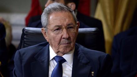 El presidente de Cuba envió mensaje de solidaridad al Perú