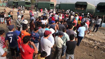Gremio industrial envió 500 toneladas de donaciones al norte peruano